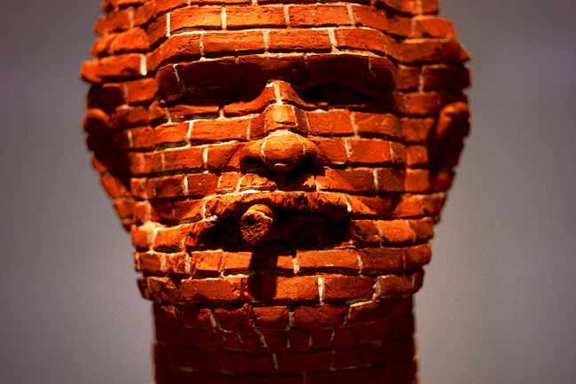 kiln man by arneson